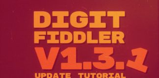Digit-Fiddler-v1.3.1-New-Features-Tutorial-Available-now-on-aescripts