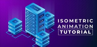 Isometric-Animation-Tutorial-in-After-Effects-Isometric-Motion-Graphics-Animation