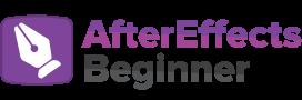 After Effects Beginner