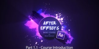 After-Effects-Basic-Course-1.1-Course-Introduction