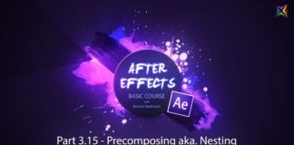 After-Effects-Basic-Course-3.15-Precomposing-aka.-Nesting