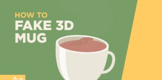 How-To-Animate-a-Fake-3D-Mug-After-Effects-Tutorial