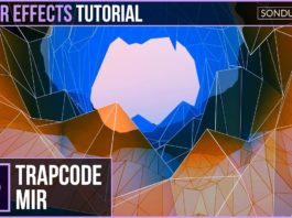 After-Effects-Tutorial-Low-Poly-3D-Objects-with-Trapcode-Mir