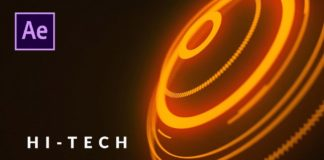 Create-Hi-Tech-Motion-Graphic-Title-Scenes-After-Effects-Tutorial