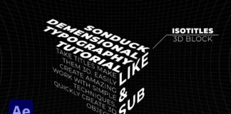 Create-Isometric-3D-Typography-Motion-Design-in-After-Effects