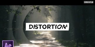 Create-a-Distortion-Promo-After-Effects-Tutorial