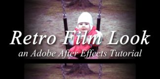 Retro-Film-Look-Adobe-After-Effects-Tutorial