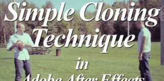 Simple-Cloning-Technique-Adobe-After-Effects-Tutorial