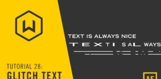 Tutorial-28-Glitch-Text