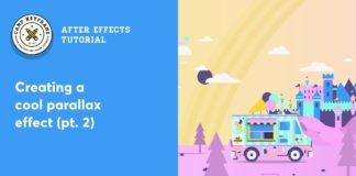 After-Effects-Tutorial-Parallax-effect-part-2