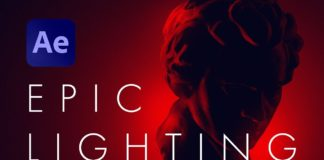 EPIC-8039s-Lighting-in-After-Effects