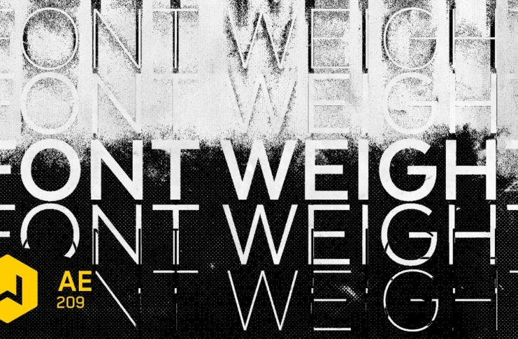 Animate-font-weights-in-After-Effects-with-a-slider