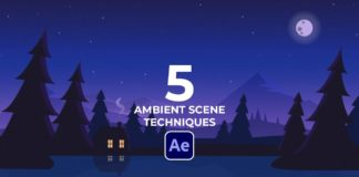 Create-5-Loopable-Ambient-Scene-Techniques-in-After-Effects-Tutorial
