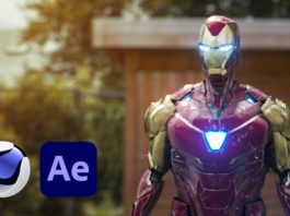 Iron-Man-Transform-Effect-in-Cinema-4D-amp-After-Effects