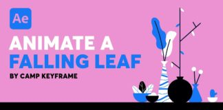 Animate-a-Falling-Leaf-After-Effects-Tutorial