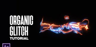 Create-Organic-Glitch-Intro-in-After-Effects-After-Effects-Tutorial