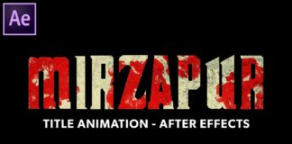 Ink-Text-Reveal-Animation-in-After-Effects-Tutorial-Mirzapur-Title-Animation-Creative-Tuesdays