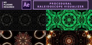 Procedural-kaleidoscope-visualizer-in-After-Effects-Tutorial-No-Plugins-Required