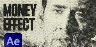 Animated-Money-Effect-in-After-Effects-Engraving-Etching-Style