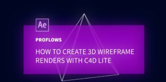 How-to-Create-3D-Wireframe-Renders-with-After-Effects-amp-Cinema-4D-Lite