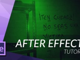 How-to-Create-a-Night-Vision-Look-in-After-Effects-TUTORIAL