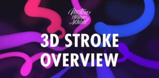 3D-Stroke-Overview-—-Advanced-Techniques-After-Effects-tutorial