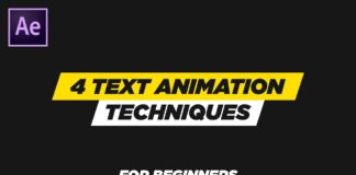 4-Text-Animation-Techniques-in-After-Effects-for-Beginners-After-Effects-Smooth-Text-Tutorial-AE