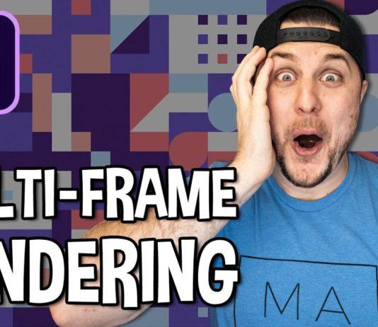 HUGE-After-Effects-News-Multi-frame-Rendering