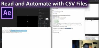 After-Effects-Scripting-Tutorial-Read-and-Automate-with-CSV-Files