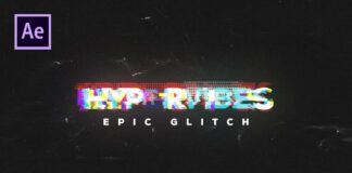 Distorted-Glitch-Text-Effect-in-After-Effects-After-Effects-Tutorial