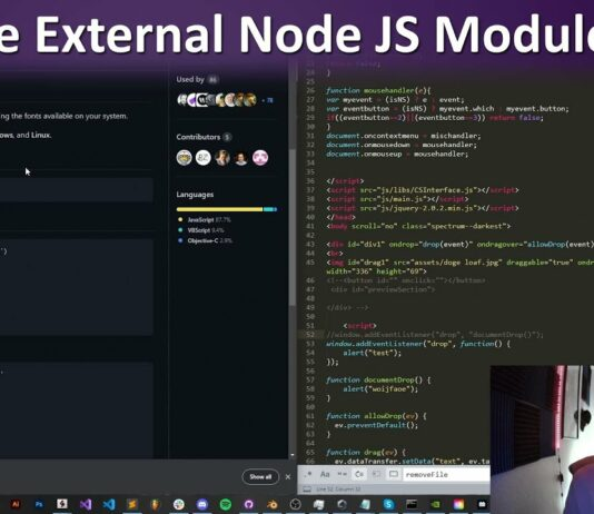 Adobe-Extension-QuickTip-Include-External-Node-JS-Modules