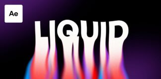 How-To-Create-Liquid-Color-Text-In-After-Effects
