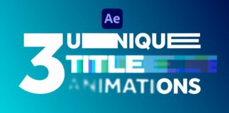 3-unique-Title-Animations-in-After-Effects-Tutorial