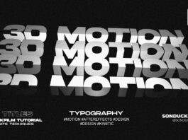 3-Kinetic-3D-Typography-Text-in-After-Effects-Tutorial